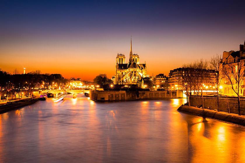 سفر با تور پاریس در نگاهی مختصر