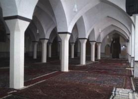 نقشه محدوده عرصه و حریم مسجد جامع بوکان و حمام قدیمی سردشت ابلاغ گشت