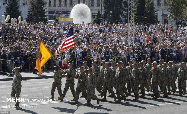 آمریکا: آماده ارائه یاری نظامی به اوکراین هستیم