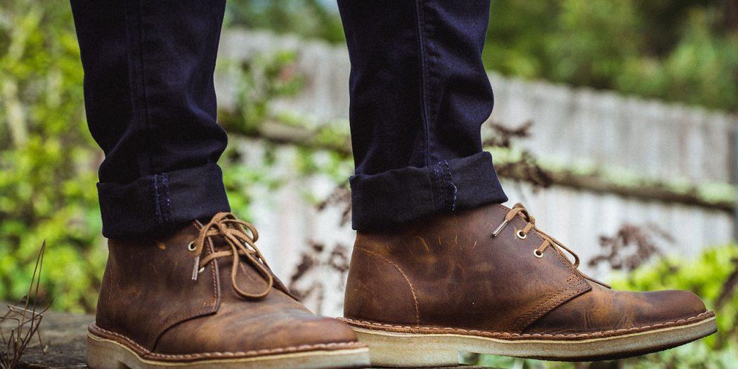 کفش مناسب شلوار جین مردانه چه کفشی است؟
