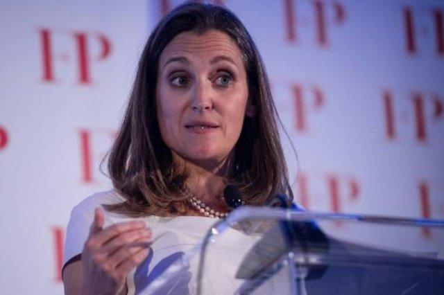 سخنرانی وزیر خارجه کانادا در سازمان ملل لغو شد