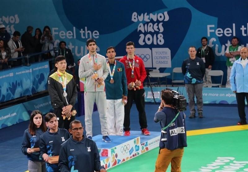 المپیک جوانان 2018، هت تریک طلایی تکواندوی ایران در بوینس آیرس