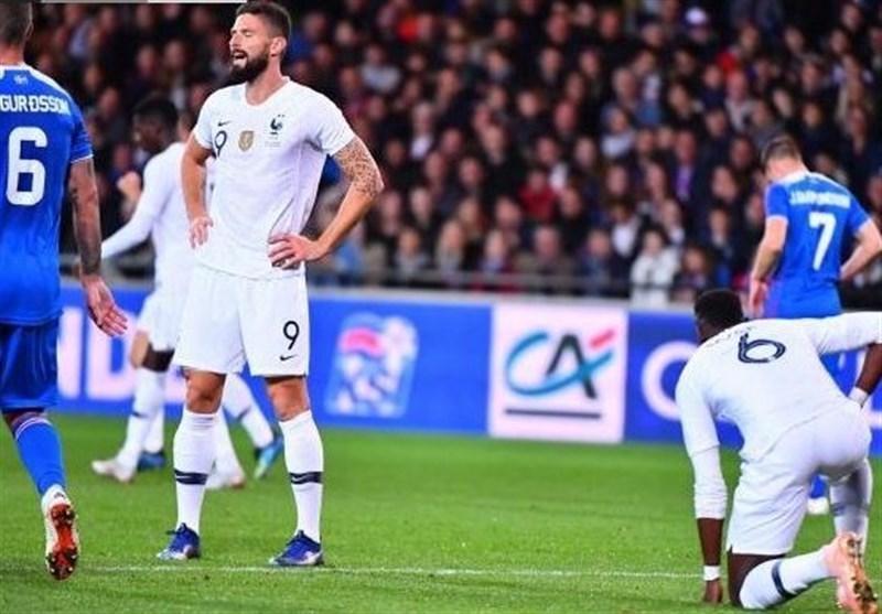 فوتبال دنیا، قهرمان دنیا از شکست خانگی گریخت