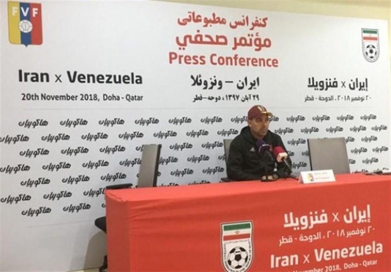 دودامل: بازی با ایران یک انتخاب خوب است، از انگیزه کافی برخوردار هستیم