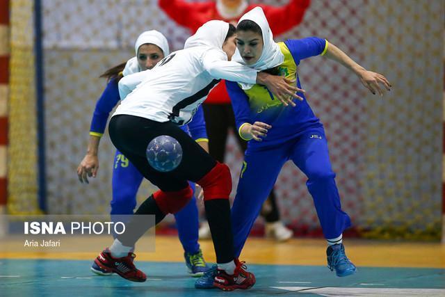 ایران &ndash قزاقستان؛ اولین دیدار دختران هندبالیست ایران در قهرمانی آسیا