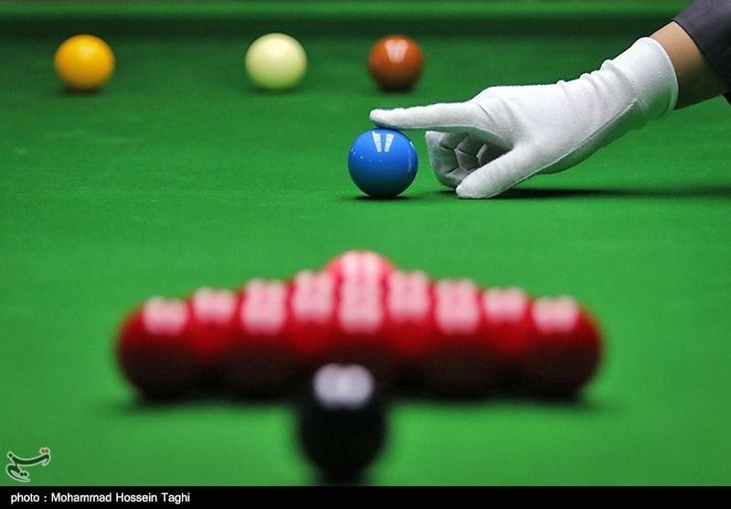 اسنوکر 6 توپ قهرمانی آسیا، سه پیروزی برای نمایندگان ایران در دور دوم