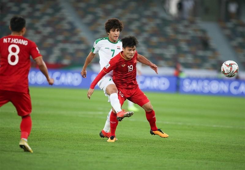 جام ملت های آسیا، شکست عجیب عراق مقابل ویتنام در نیمه اول