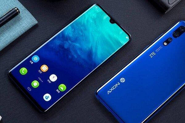 زد تی ای اولین گوشی نسل پنجم چین را عرضه کرد