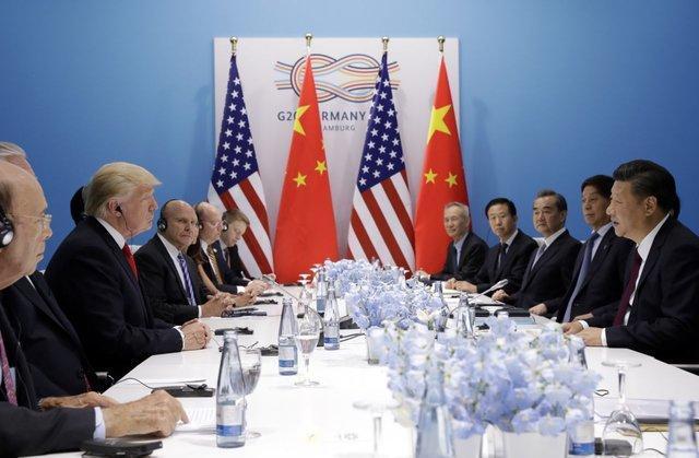 استراتژی سردرگم ترامپ در نزاع مالی با چین