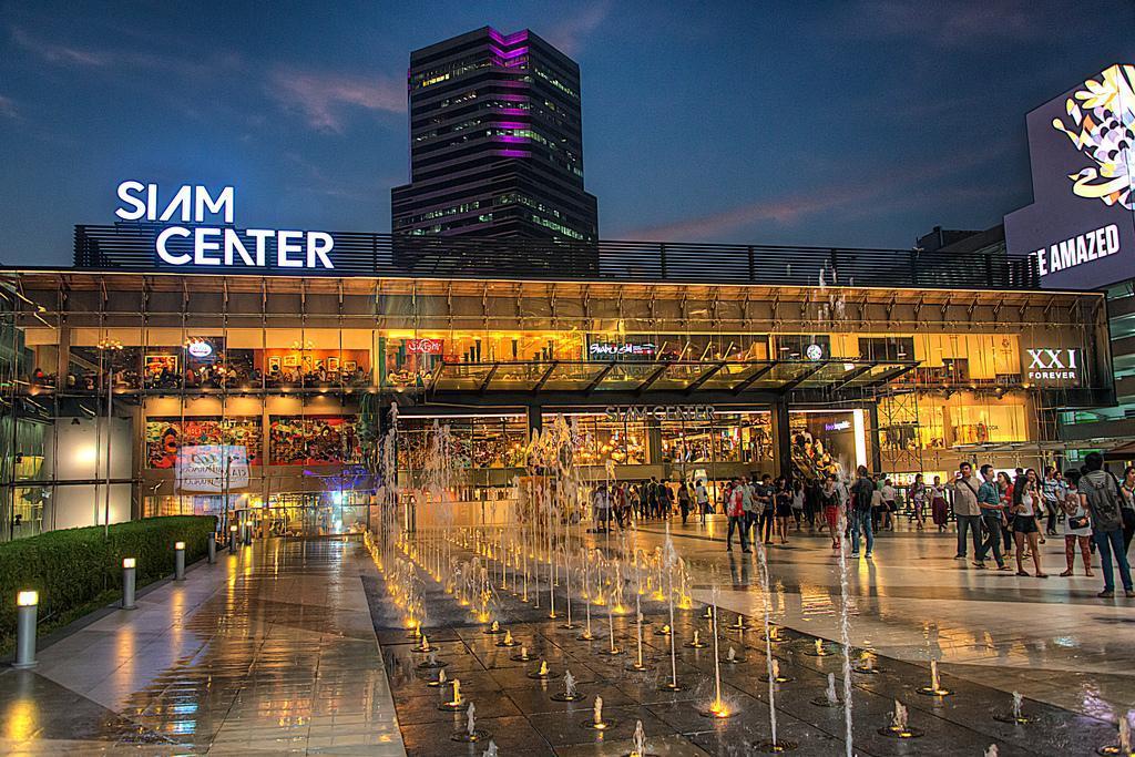 مرکز خرید سیام بانکوک , تایلند