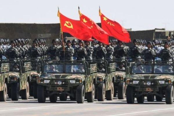 آماده باش ارتش چین در مرز هنگ کنگ