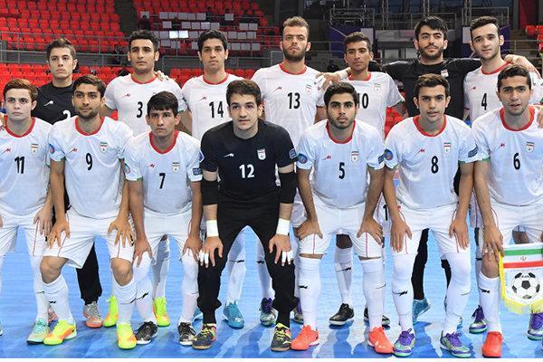 ایران با شکست تایلند فینالیست شد، سهمیه المپیک به ایران رسید