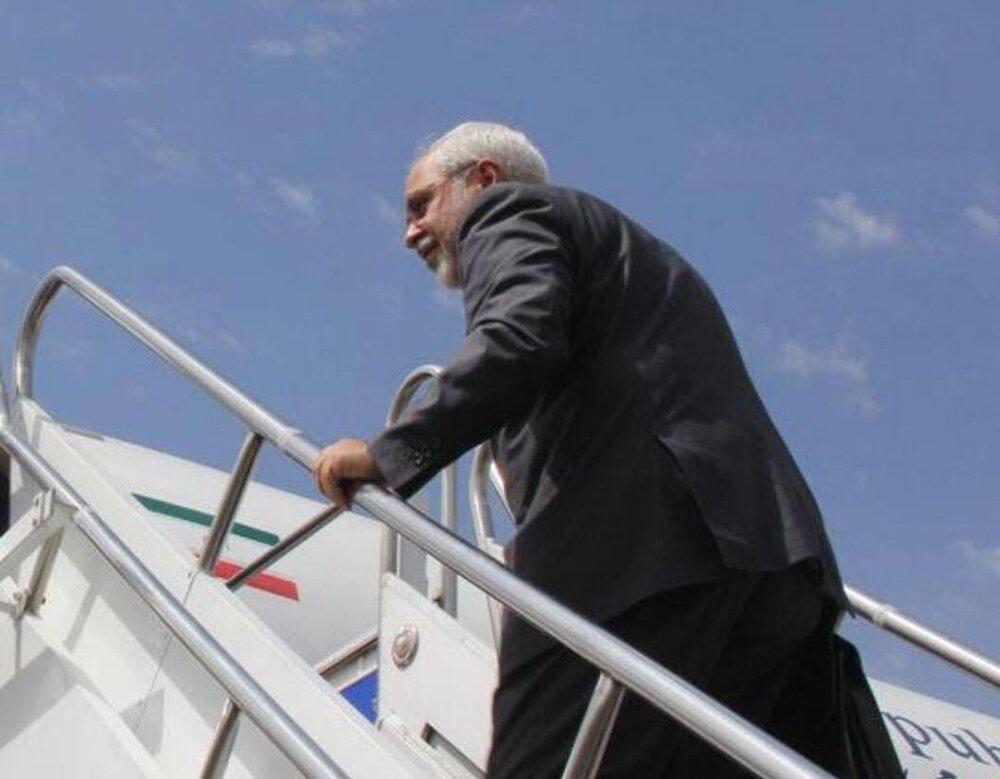 شروع سفر ظریف به سه کشور اروپایی
