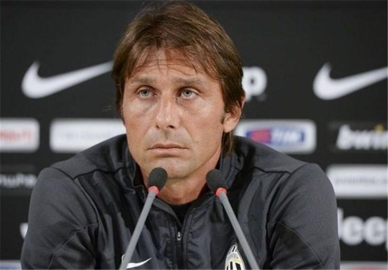 کونته: کار یوونتوس برای قهرمانی در ایتالیا بسیار سخت شده است