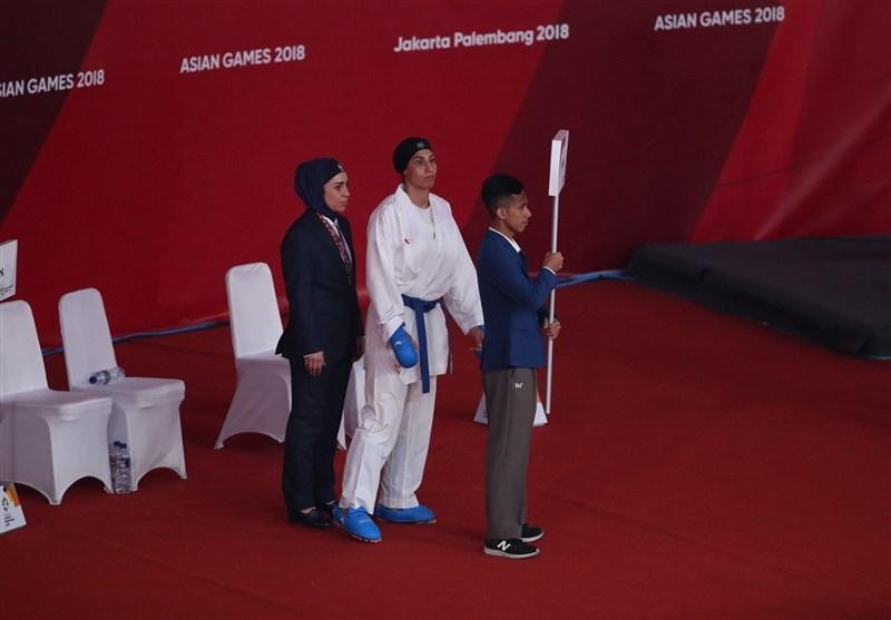 ستاره ای که تمرین در کانادا را به اردوی تیم ملی ترجیح می دهد، تداوم بازیکن سالاری در تیم ملی کاراته بانوان؟