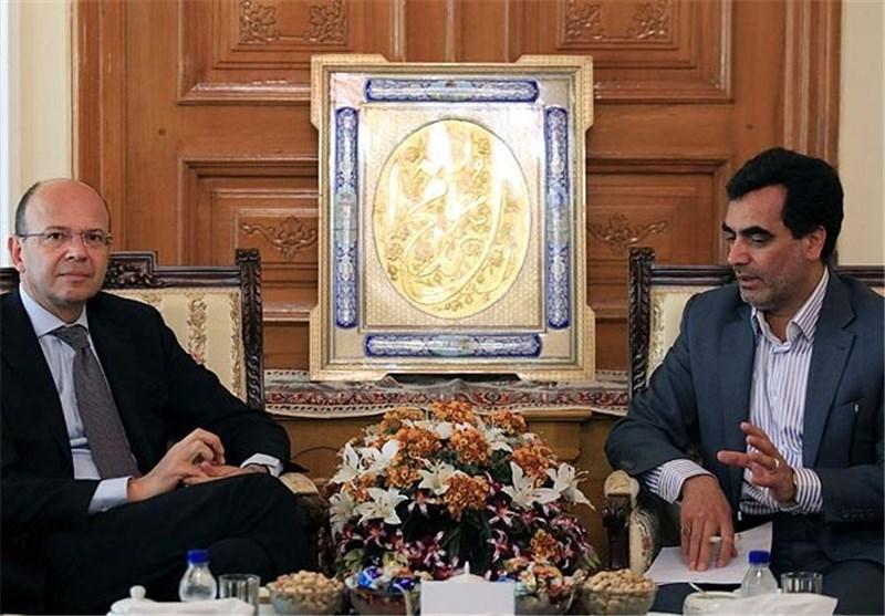 ایتالیا پیشگام برطرف تحریم های ناعادلانه دارو از ایران باشد