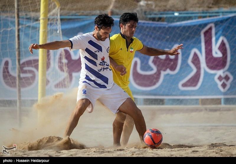 تیم ملی فوتبال ساحلی ایران در المپیک آسیایی ویتنام حاضر می شود