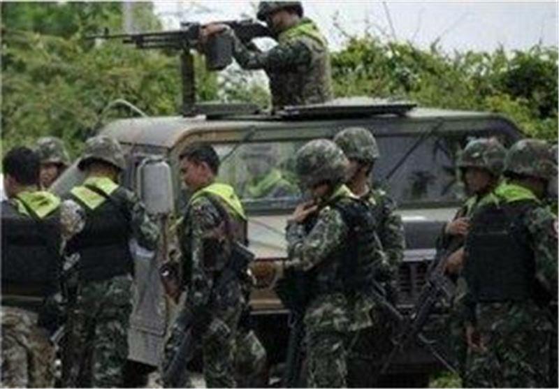 کشته شدن 5 افسر تایلندی درپی حمله شورشیان
