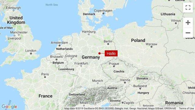 دو کشته در حمله به یک کنیسه در آلمان