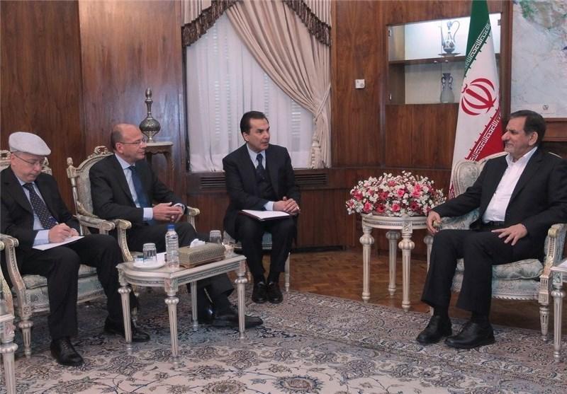 انتظار داریم ایتالیا در اتحادیه اروپا موضع مستقل تری در قبال ایران اتخاذ کند