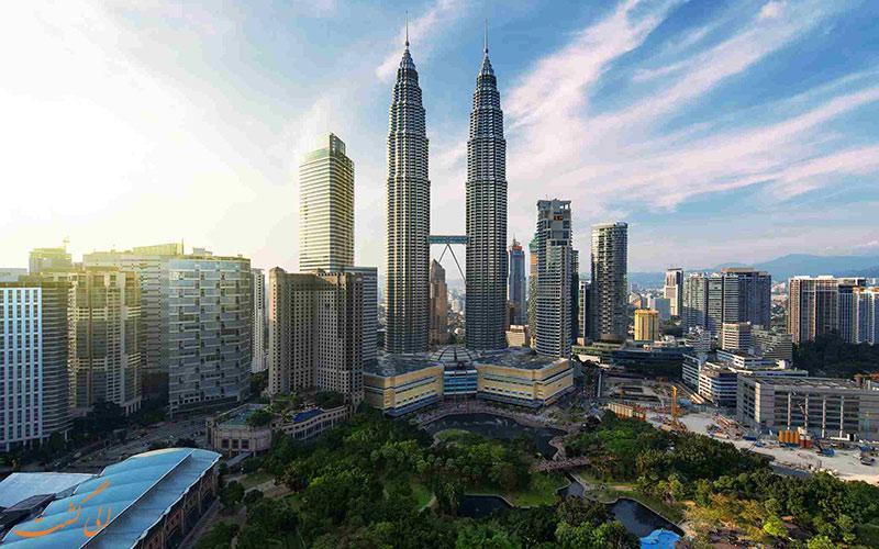 معرفی کامل شهر کوالالامپور در مالزی