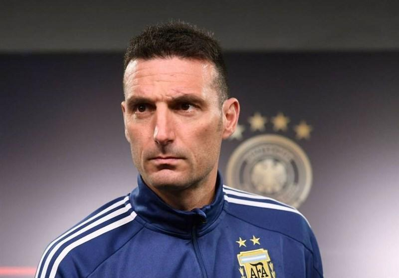 اسکالونی: می دانستیم که باید به گل های تیم فوتبال آلمان پاسخ بدهیم، برای من عملکرد مهمتر از نتیجه بود
