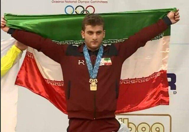 وزنه برداری ایران در آستانه از دست دادن قهرمانی جوانان جهان، سقوط به رده 12 جدول مدالی