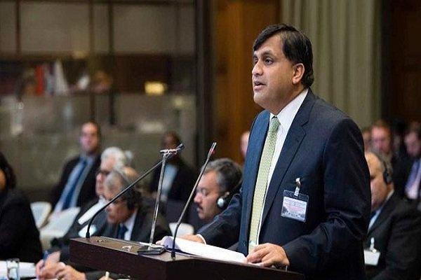 سخنگوی جدید وزارت خارجه پاکستان منصوب شد
