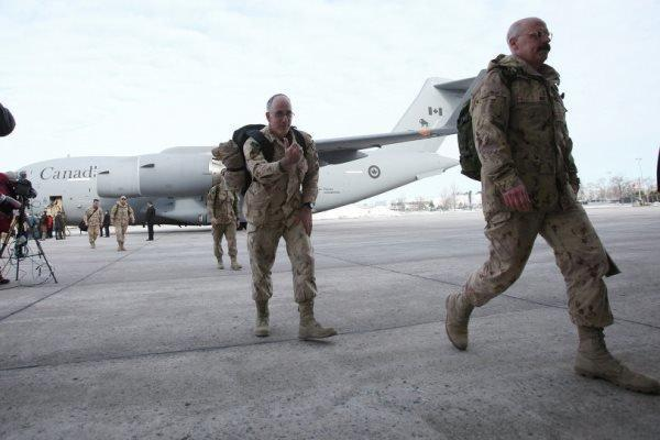 حضور نیروهای کانادایی در عراق تمدید شد
