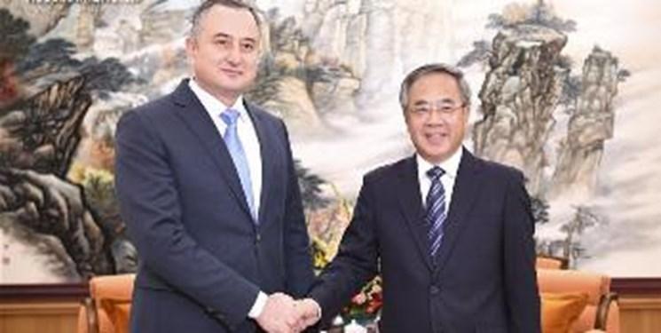 آمادگی تاجیکستان برای تقویت روابط تجاری و سرمایه گذاری با چین