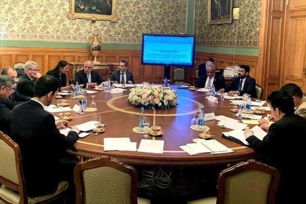 توافق پاکستان،چین،روسیه وآمریکا باآغاز مجددگفتگوهای صلح افغانستان