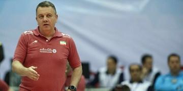 کولاکوویچ: امروز بر کیفیت بالای تیم والیبال ایران مهر تایید زدیم