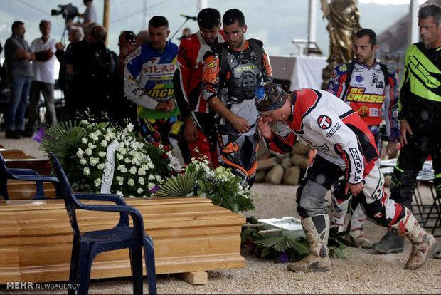 تلفات زمین لرزه ایتالیا به 297 کشته افزایش یافت