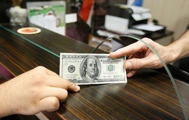 دلار بانکی 2920 تومان شد