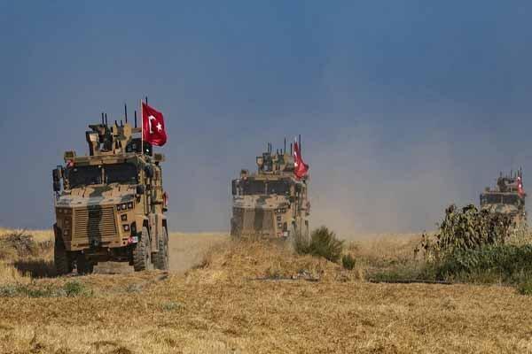 ارتش ترکیه در رأس العین علیه غیر نظامیان مرتکب جنایت می شود