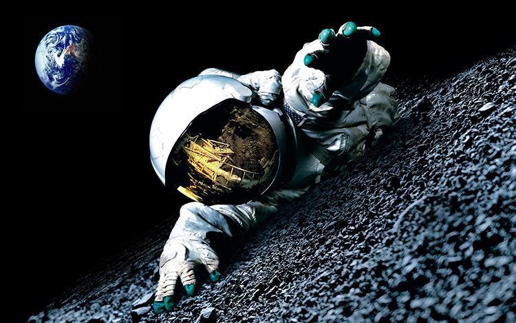 اگر در فضا بمیرید چه اتفاقی برایتان می افتد؟