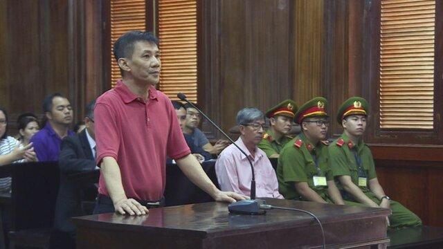 ویتنام یک آمریکایی را به توطئه چینی علیه دولت محکوم کرد