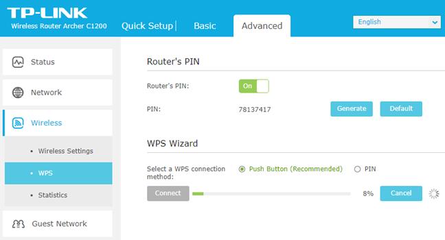 چگونه دستگاه های اندرویدی را با WPS به روتر بی سیم وصل کنیم؟