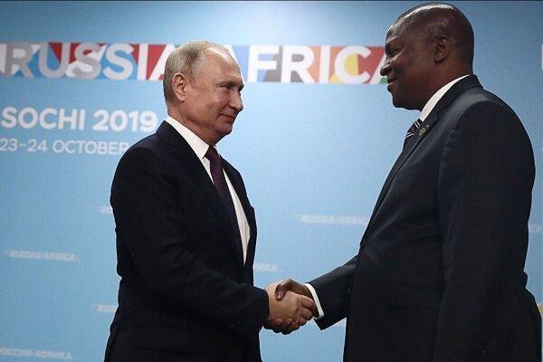 احتمال تاسیس پایگاه نظامی روسیه در آفریقای مرکزی