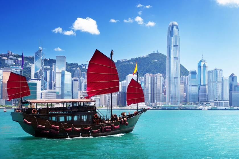 تماشا کنید: یک روز در هنگ کنگ