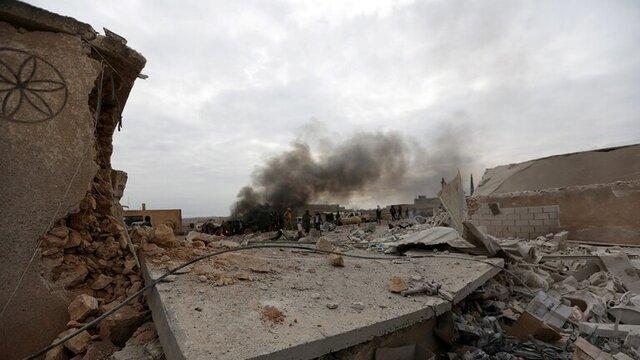 8 کشته در انفجار تل ابیض سوریه