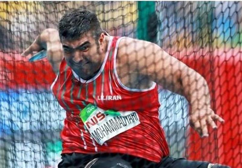 پارا دوومیدانی قهرمانی جهان، اعتراض جواب داد، محمدیاری نایب قهرمان شد