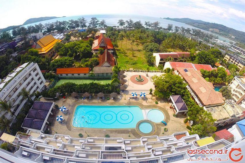 هتل ساحلی آندامان Andaman ، پوکت ، تایلند