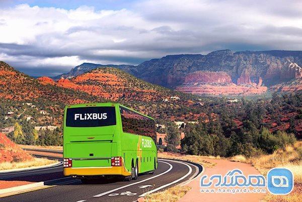 فلیکس باس، اتوبوسی برای حمل نقل بین شهری در اروپا