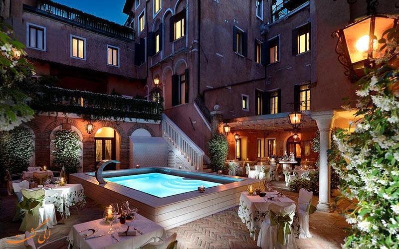 معرفی هتل جورجیونه ونیز ، 4 ستاره