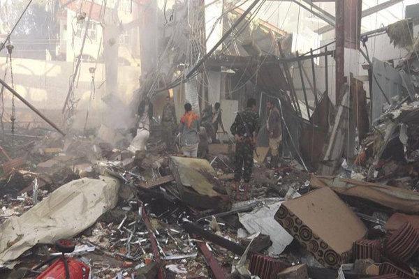 حملات توپخانه ای رژیم سعودی به الحدیده یمن