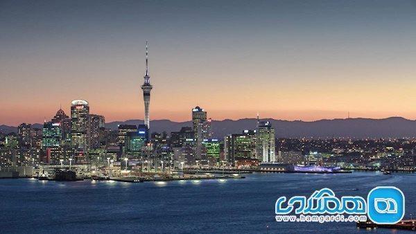 سفر به آوکلند؛ شهری شگفت انگیز در کشور نیوزیلند