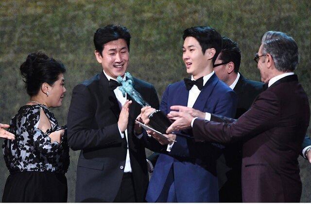 تاریخ سازی آسیایی ها در جوایز انجمن بازیگران آمریکا