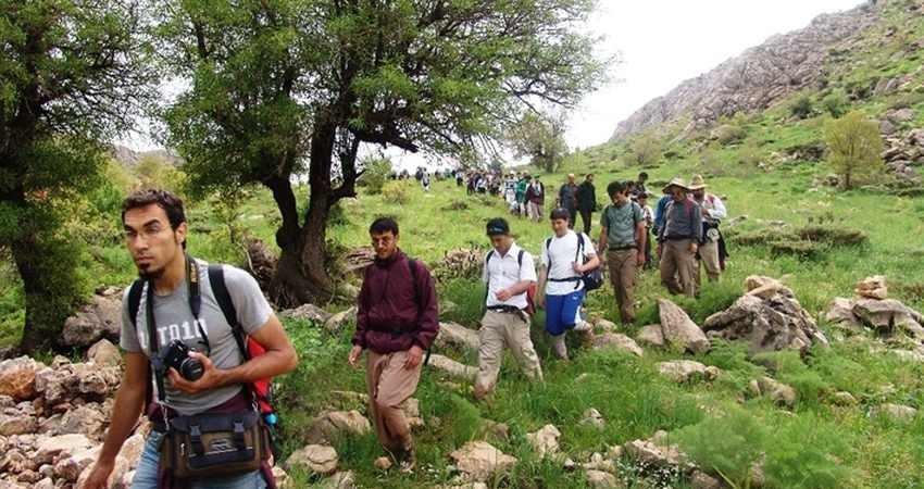 8 راستا گردشگری در کردستان شناسایی شد