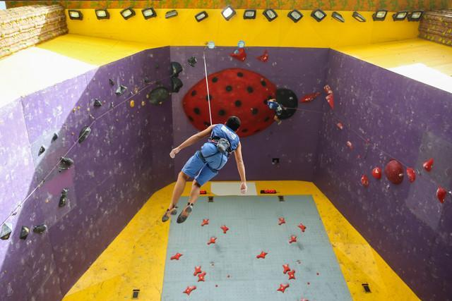 رییس فدراسیون کوهنوردی اطلاع داد: نصب دیواره سنگ نوردی در استان ها